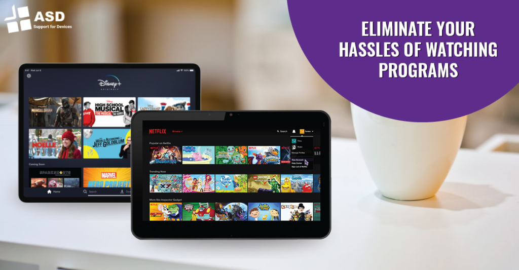 Eliminate your Hassles of Watching Programs On Roku